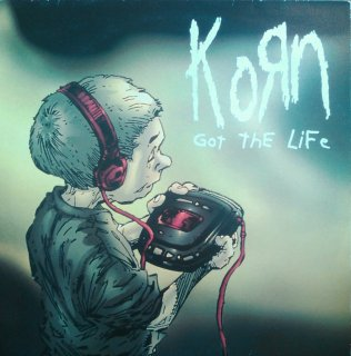 KORN / GOT THE LIFE (USED 12INCH)