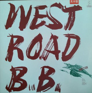 WEST ROAD BLUES BAND / JUNCTION (USED LP)