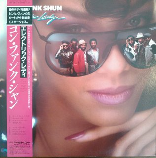 CON FUNK SHUN / ELECTRIC LADY (USED LP)