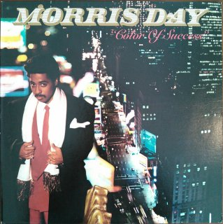 MORRIS DAY / COLOR OF SUCCESS (USED LP)