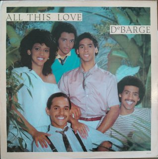 DeBARGE / ALL THIS LOVE (USED LP)