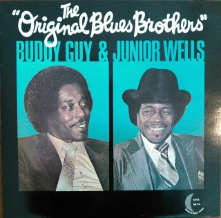 BUDDY GUY & JUNIOR WELLS / THE ORIGINAL BLUES BROTHERS (USED LP)