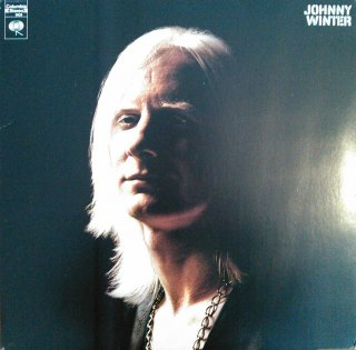 JOHNNY WINTER / S.T (USED LP)