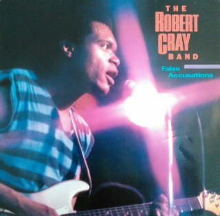 THE ROBERT CRAY BAND / FALSE ACCUSATIONS (USED LP)
