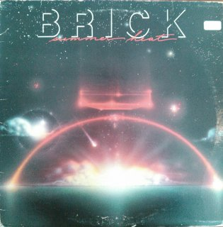 BLICK / SUMMER HEAT (USED LP)