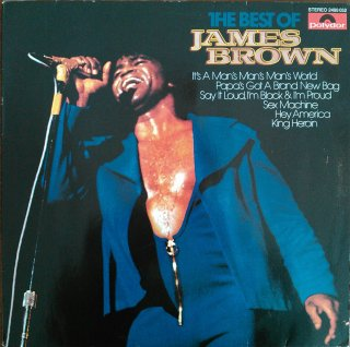 JAMES BROWN / THE BEST OF JAMES BROWN (USED LP)