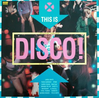V.A / THIS IS DISCO! (USED LP)