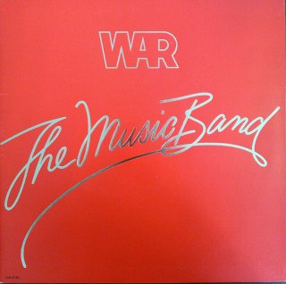 WAR / THE MUSIC BAND (USED LP)
