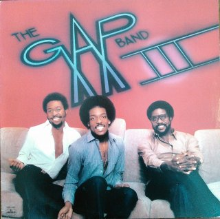 THE GAP BAND / � (USED LP)