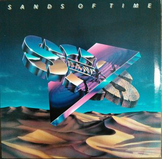 THE S.O.S. BAND / SANDS OF TIME (USED LP)
