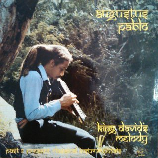 AUGUSTUS PABLO / KING DAVID'S MELODY (USED LP)