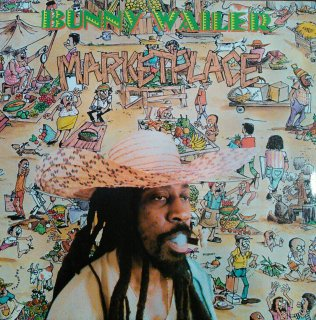 BUNNY WAILER / MARKETPLACE (USED LP)