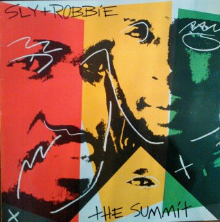 SLY & ROBBIE / THE SUMMIT (USED LP)