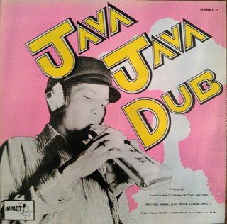 V.A / JAVA JAVA DUB (USED LP)