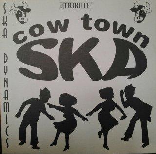 SKA DYNAMICS / COW TOWN SKA (USED LP)