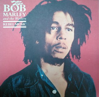 BOB MARLEY AND THE WAILERS / REBEL MUSIC (USED LP)