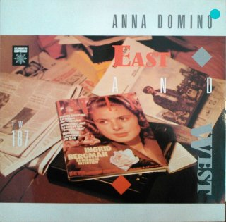 ANNA DOMINO / EAST AND WEST (USED 12INCH)