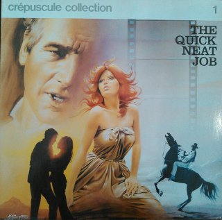 V.A / THE QUICK NEAT BOB CREPUSCULE COLLECTION (USED LP)