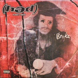 (HED) / BROKE (USED LP)