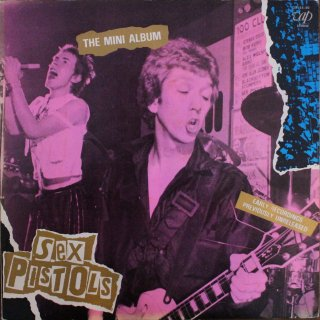 SEX PISTOLS / THE MINI ALBUM (USED LP)