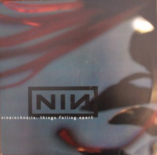 NINE INCH NAILS / THINGS FALLING APART (USED 2LP)