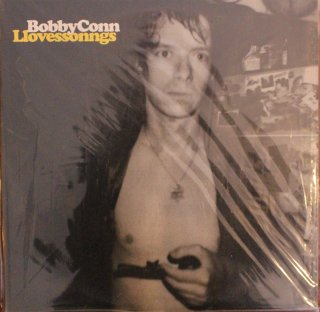 BOBBY CONN / LLOVESSONNGS (����LP)