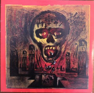 SLAYER / SEASONS IN THE ABYSS (USED LP)