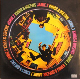 JAMIE. T / KINGS&QUEENS (USED LP)