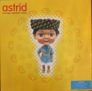 ASTRID / STRANGE WEATHER LATELY (USED LP+7INCH)