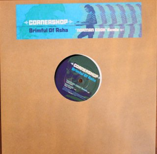 CORNERSHOP / BRIMUFUL OF ASHA (USED 12INCH)