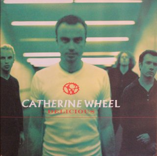 CATHERINE WHEEL / DELICIOUS (USED 10INCH)