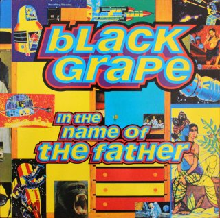 BLACK GRAPE / IN THE NAME OF THE FATHER (USED 12INCH)