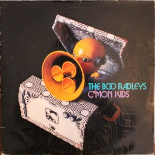THE BOO RADLEYS / C'MON KIDS (USED 2LP+7INCH)