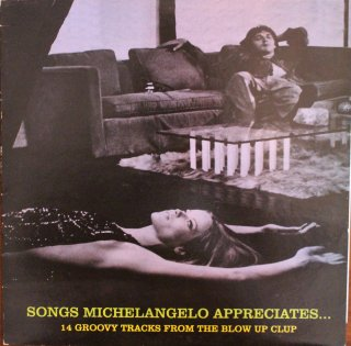 V.A / SONGS MICHELANGERO APPRECIATES... (USED LP)