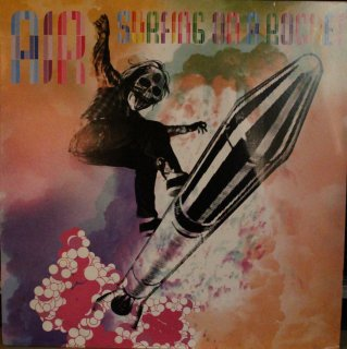 AIR / SURFING ON A ROCKET (USED 12INCH)