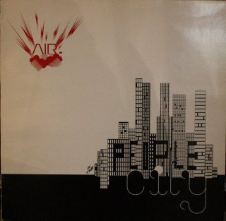 AIR / People In The City (USED 12INCH)
