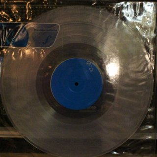 THE BLUE ONTARIO / NEW FREQUENCIES EP (USED 12INCH)