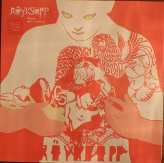 ROYKSOPP / ONLY THIS MOMENT (USED 12INCH)
