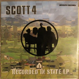 SCOTT 4 / RECORDED IN STATE LP (USED LP)