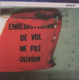 EXHAUST / EUREGISTREUR (USED LP)