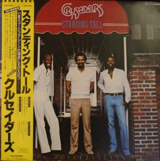 CRUSADERS / STANDING TALL (USED LP)