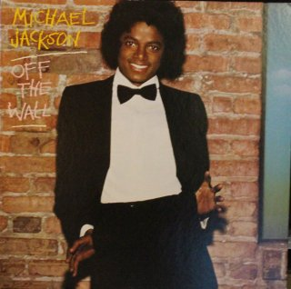 MICHAEL JACKSON / OFF THE WALL (USED LP)