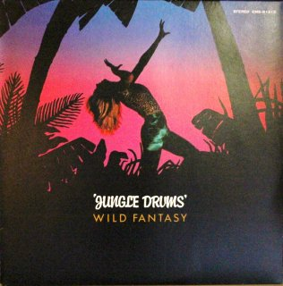 WILD FANTASY / JUNGLE DRUMS (USED 12INCH)