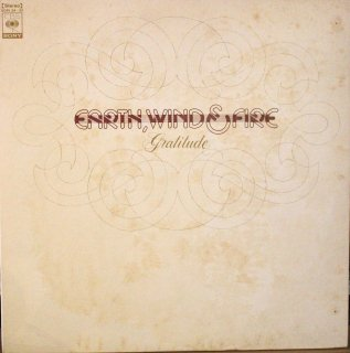 EARTH,WIND & FIRE / GRATITUDE (USED 2LP)