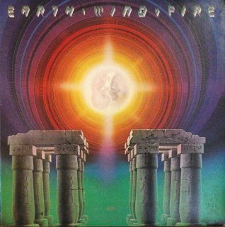 EARTH,WIND & FIRE / I AM 黙示録 (USED LP)