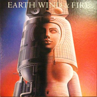 EARTH,WIND & FIRE / RAISE! 天空の女神 (USED LP)