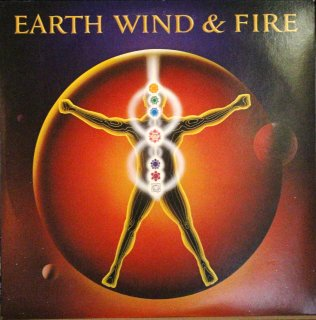 EARTH,WIND & FIRE / POWERLIGHT (USED LP)