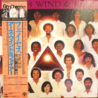EARTH,WIND & FIRE / FACES (USED 2LP)