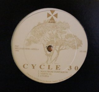 JEFF MILLS / CYCLE 30 (USED 12INCH)
