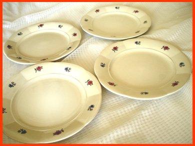 ☆昭和レトロ ORIBEの大皿4枚セット